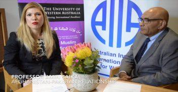 AIIA WA interview Professor Amin Saikal