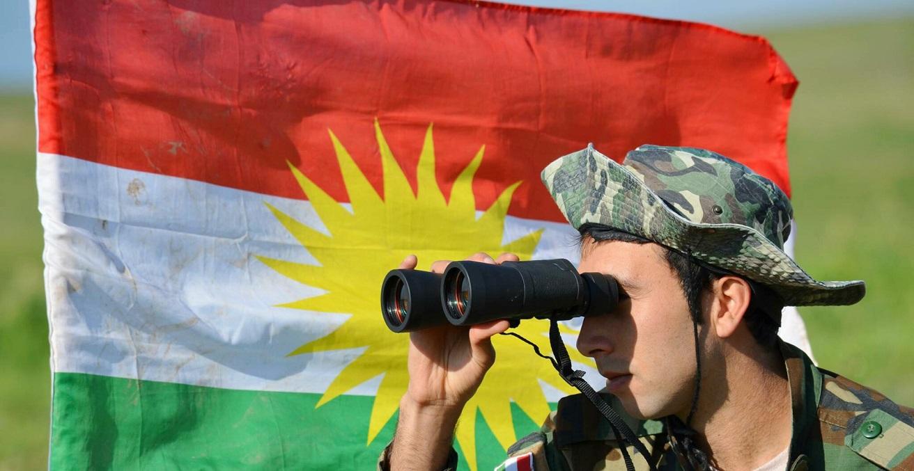 A Peshmerga of Kurdish Army. Photo by Kurdishstruggle on Flickr