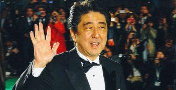 Prime Minister Shinzo Abe