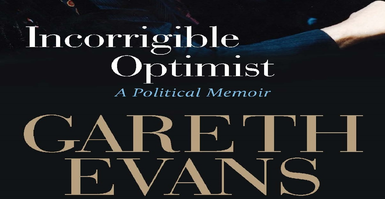 Incorrigible Optimist by Gareth Evans