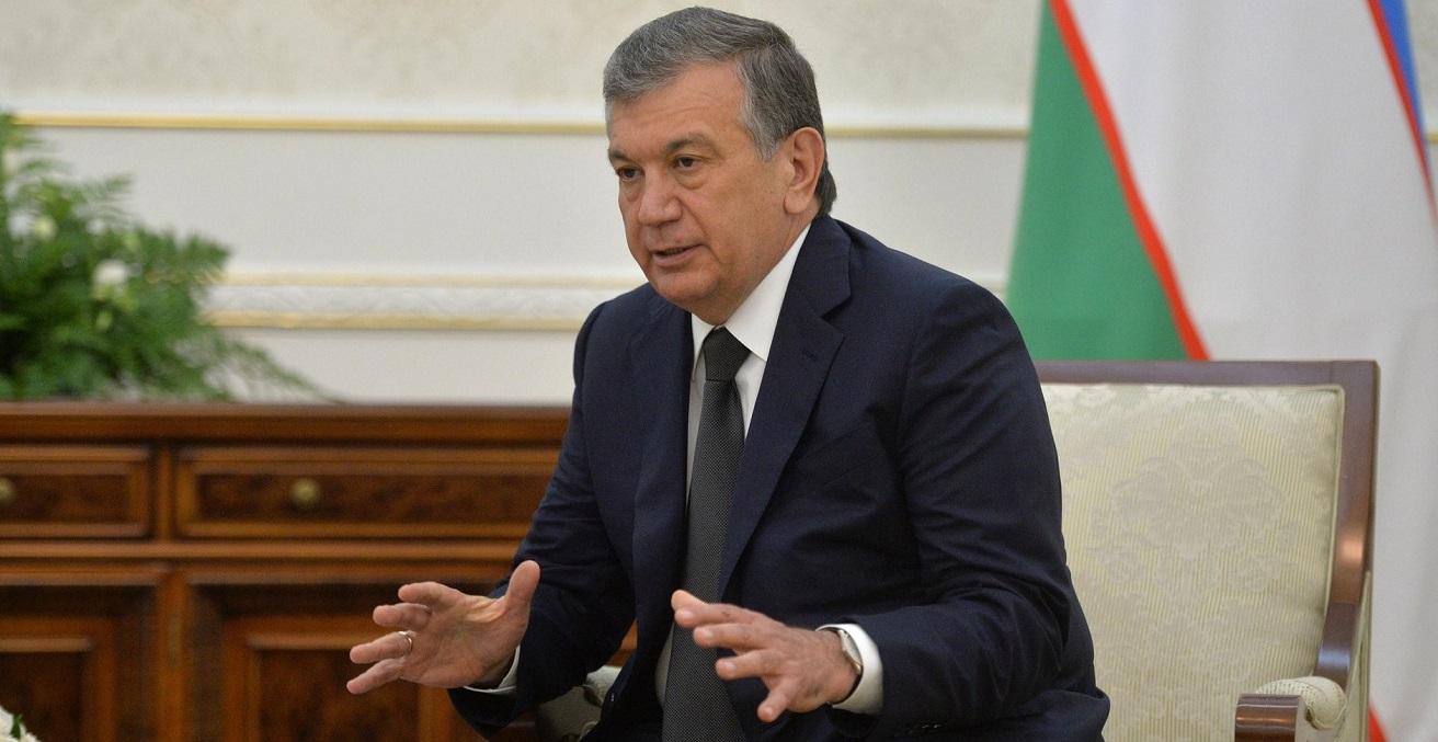 Prime Minister of Uzbekistan Shavkat Mirziyoyev