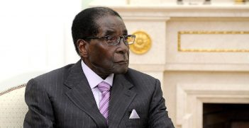 Robert Mugabe's rule of Zimbabwe presents an opportunity for democracy in the country