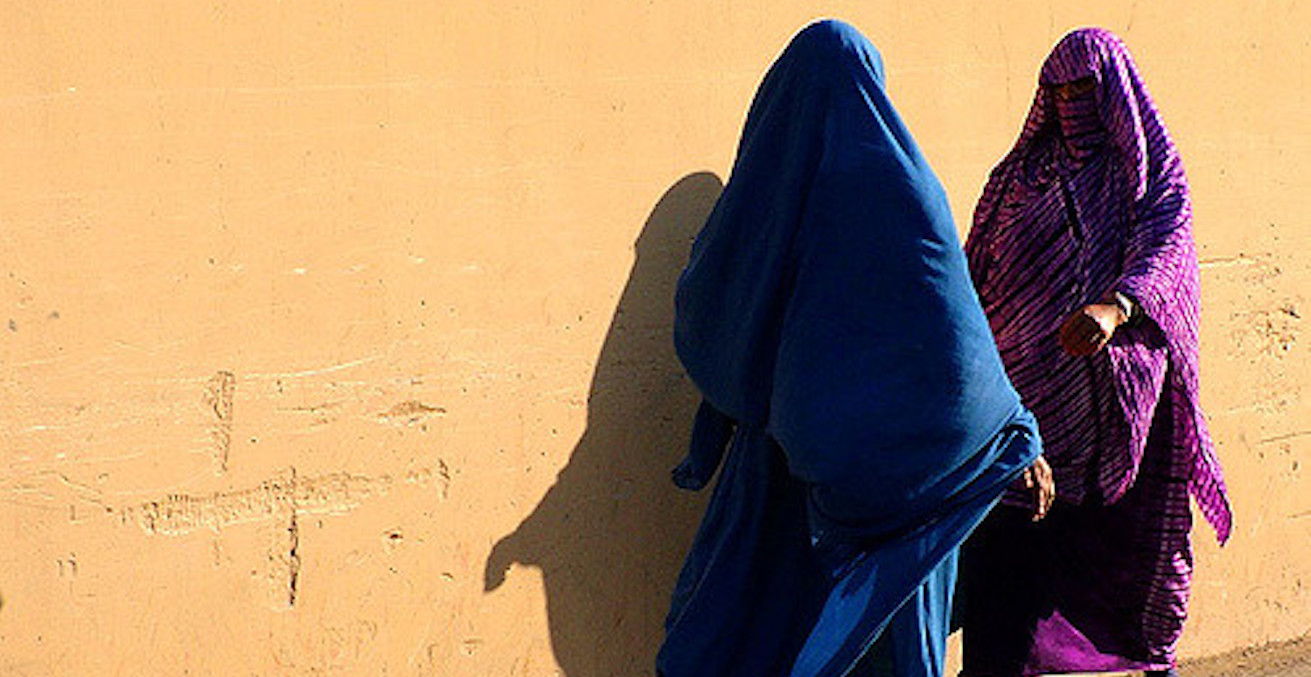 Women are being targeted by extremist groups