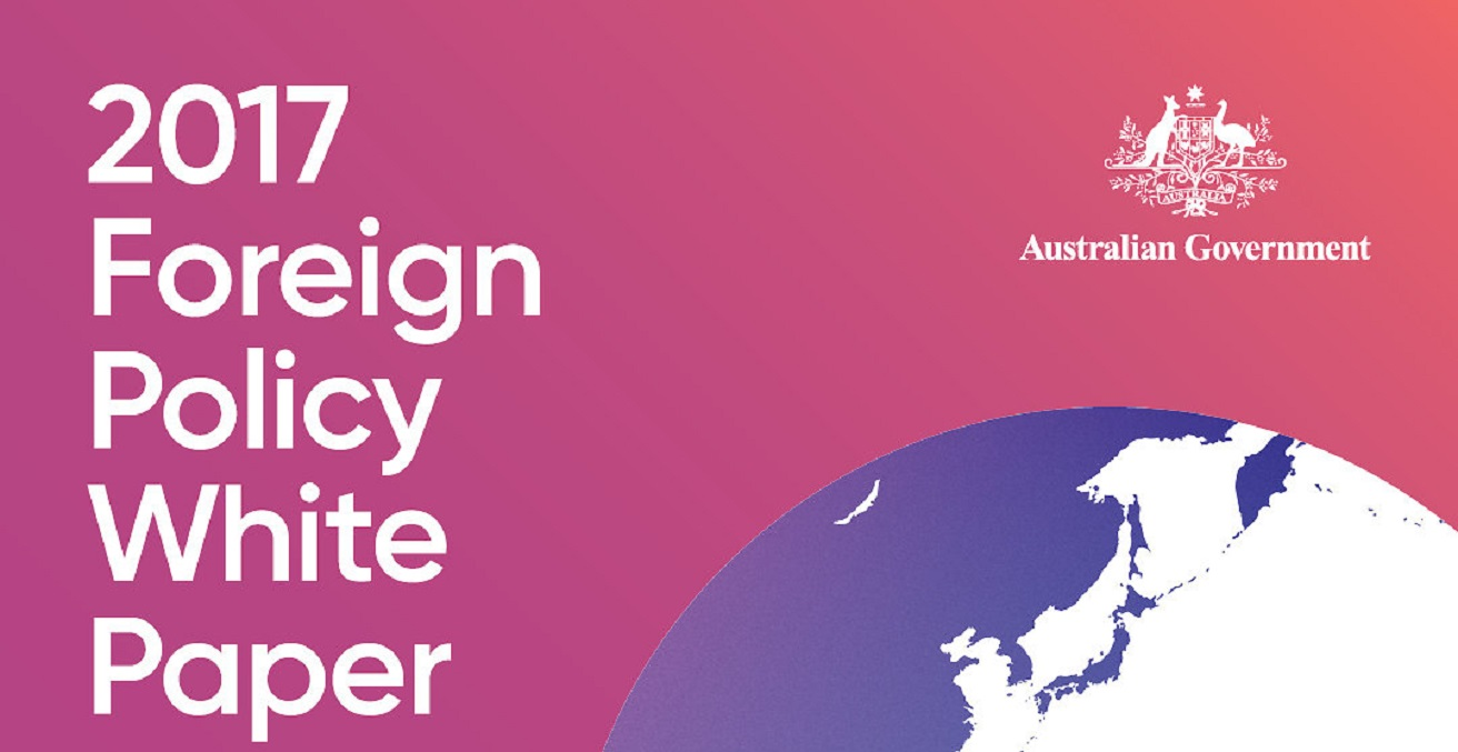 The Australian Foreign Policy White Paper