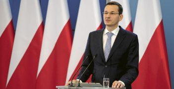 Incoming Polish Prime-Minister Morawiecki