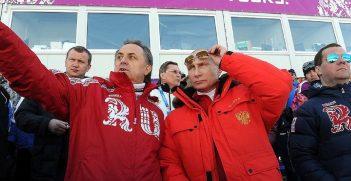 Putin at Sochi