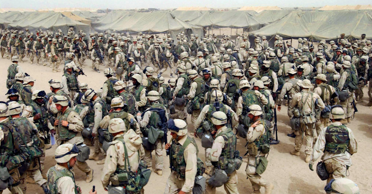 14 Years After Invasion, Iraq Wars Lessons Still