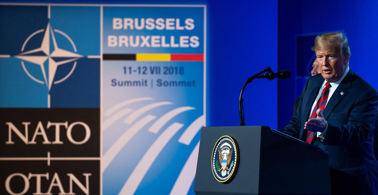 Image Source: NATO 2018.