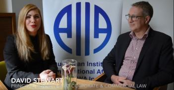 Interview with David Stewart