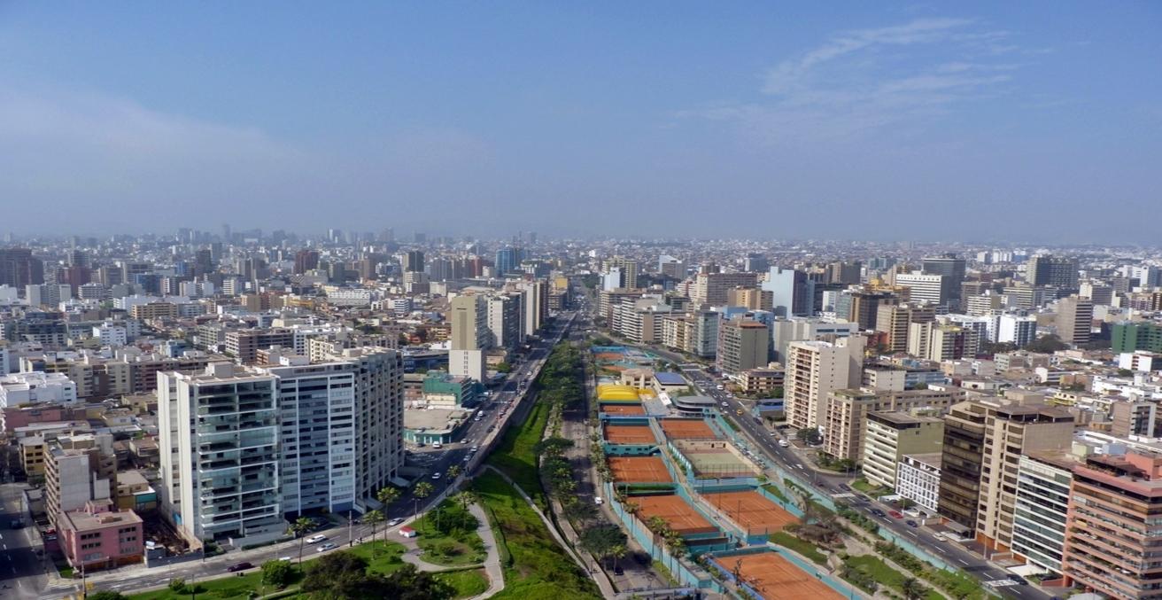 City of Lima, Peru