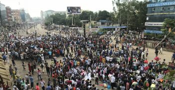 Bangladesh Student Protests 2018