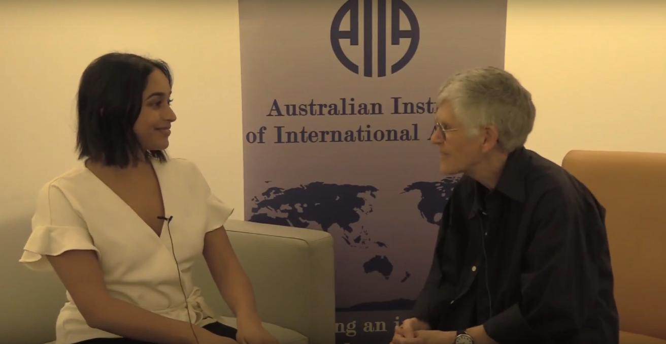 Interview with Professor Cynthia Enloe