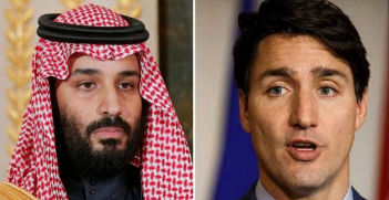Saudi Canada
