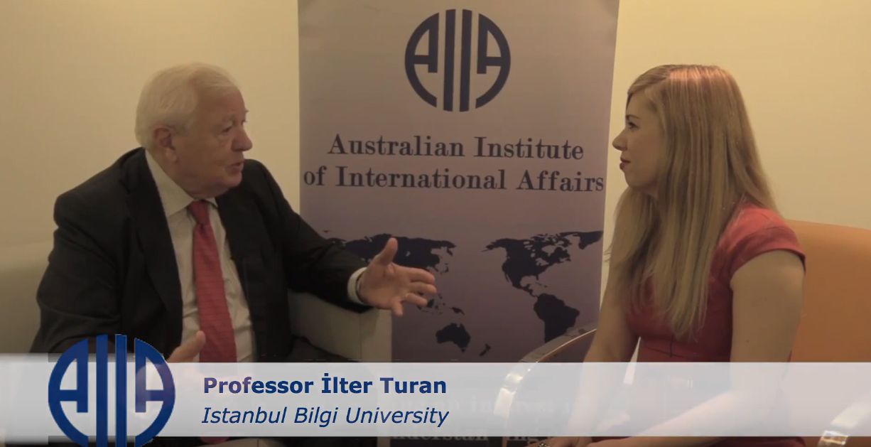 Interview with Professor İlter Turan