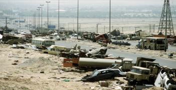 Gulf War Highway of Death