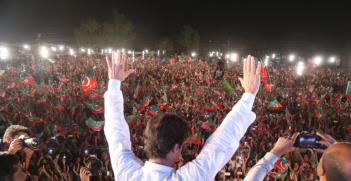 Imran Khan Pakistan Election 2018