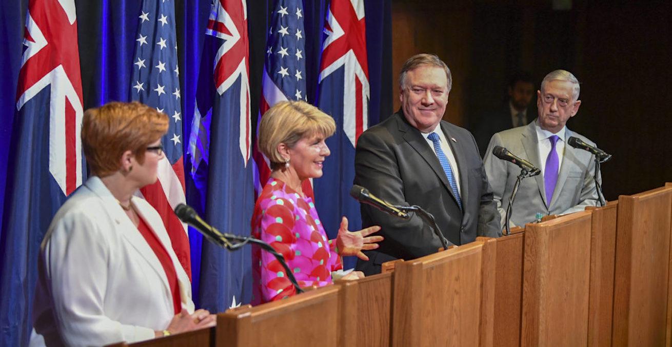 US-Australia Ministerial Consultations
