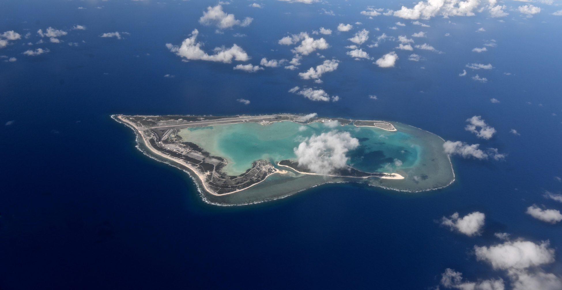 Wake Island, North Eastern Mi