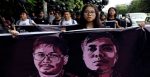 Thousands of people march in Myanmar to demand journalist freedom (Credit: InvestexGlobal)