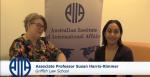 Interview with Associate Professor Susan Harris-Rimmer
