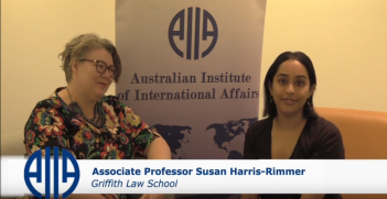 Interview with Associate Professor Susan Harris-Rimmer