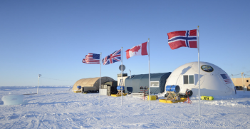 US Navy ICE X exercise, with participant countries from Canada, the UK and Norway participated, 13 March 2016 (Credit: Wikimedia Commons US Navy)