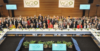 W20 Summit 2018 (Credit: W20 Argentina)
