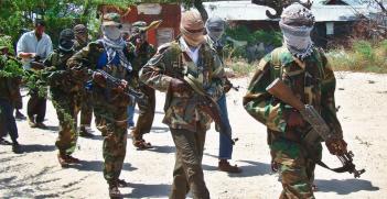 Al-Shabaab (Credit: Mohamed Abdiwahab, AFP, Getty Images)