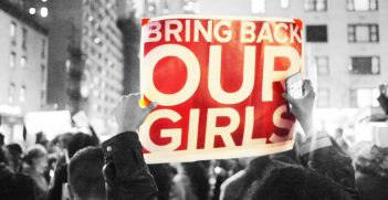 Credit: Bring Back Our Girls Facebook @bringbackourgirls