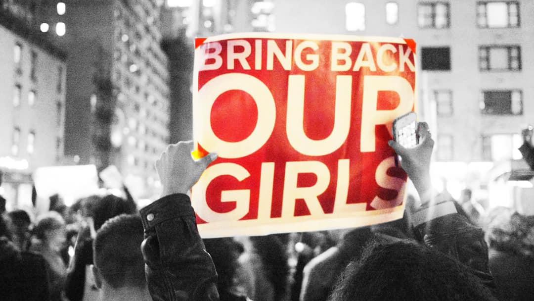 Credit: Bring Back Our Girls Facebook @bringbackourgirls