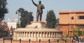 Indian Parliament, Delhi. Source: Flickr.