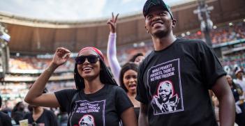 Mandela 100 Festival. Source:  Global Citizen.