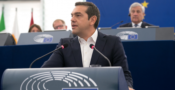 Alexis Tsipras. Source: European Union 2018 - European Parliament