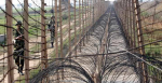 India's Border Security Force patrols the border with Pakistan near Jammu. Source: auweia, Flickr