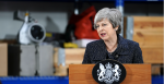 Where does it end? Prime Minister May's speech in Grimsby last week asking the country and the parliament to get behind her Brexit deal seems to have fallen on deaf ears, again. Source: Number 10, Flickr