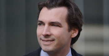 Thierry Baudet and his Forum for Democracy party won the most seats in Dutch provincial elections on  20 March. Roel Wijnants, https://bit.ly/2UoBoB8
