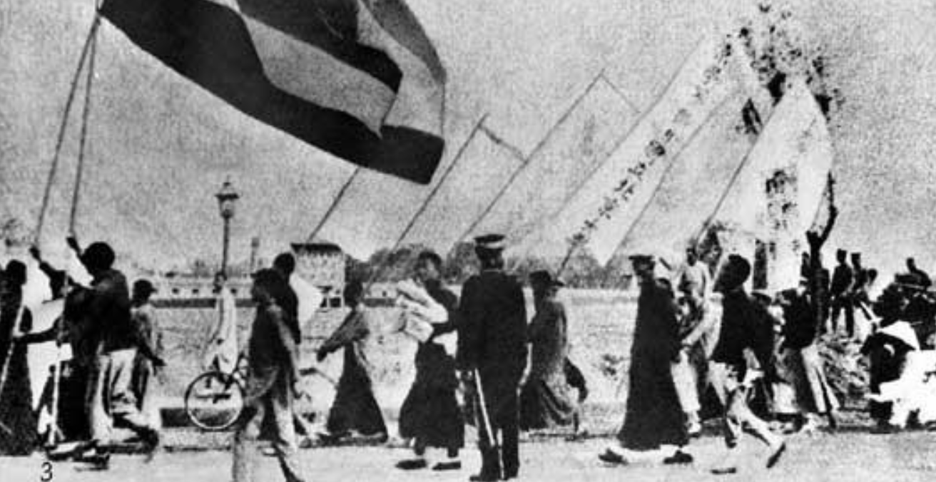 This year marks 100 years since the May 4 protests in Tiananmen Square in 1919. Photo: Wikimedia