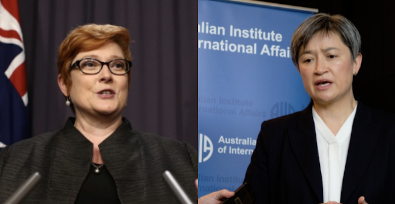 Analysis of the Coalition and the Labor Party's positions on key foreign policy issues shows there is little difference.