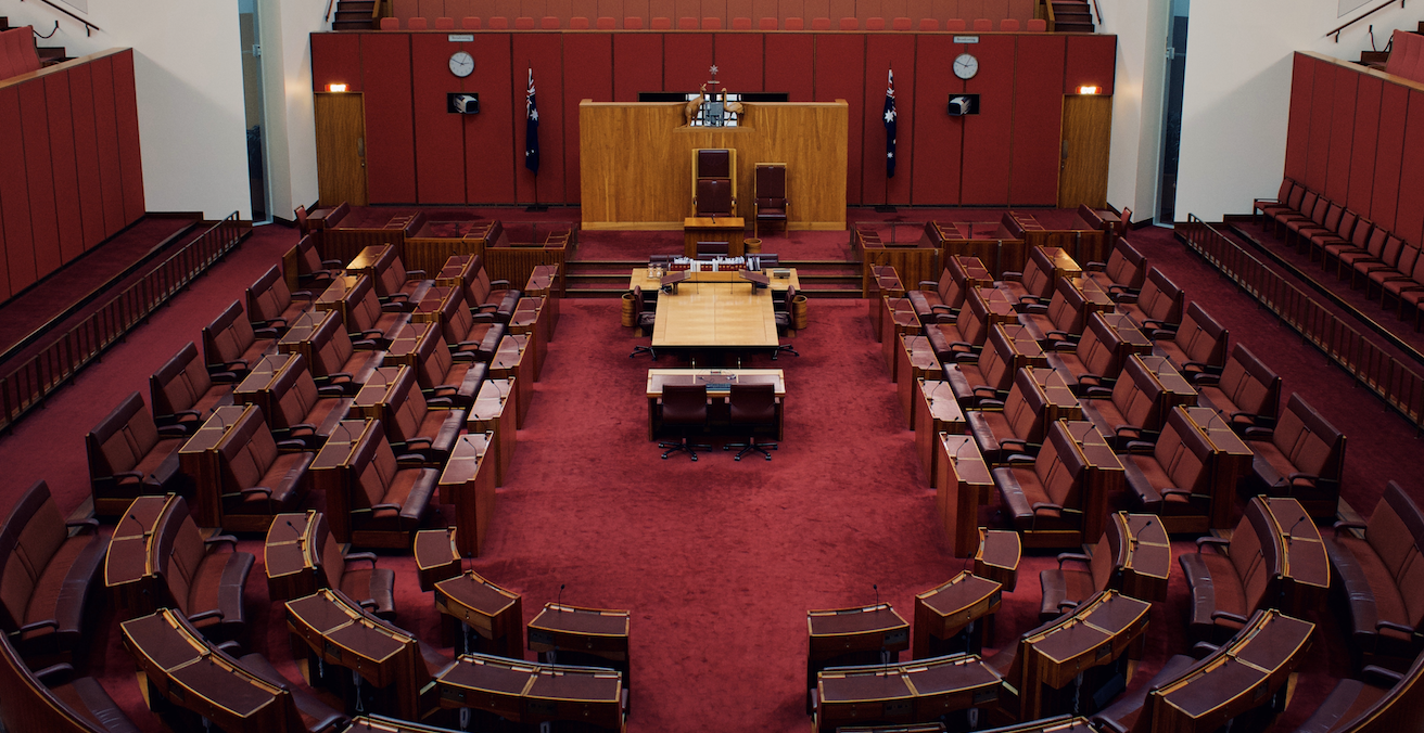 Australia's minor parties are likely to retain considerable representation in the Senate following the federal election on 18 May. Photo: Aditya Joshi, Unsplash.