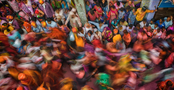 India, the world's largest democracy, holds a key emerging market. Source: purchased i-stock image.