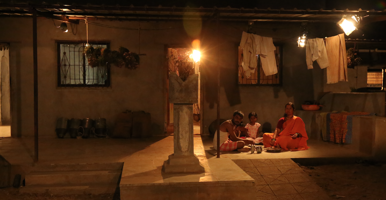 Modi's government provided electricity to every Indian village. Source: Wikimedia Commons http://bit.ly/2ZeApqf