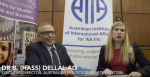Dr. B. (Hass) Dellal AO is interviewed by Flavia Bellieni Zimmermann.