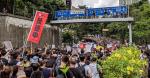 Protestors in Hong Kong. Source: Flickr Studio Incendo