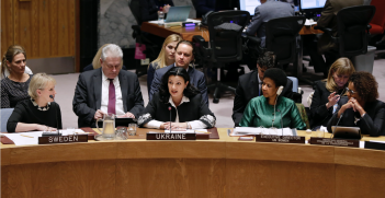 UN Open Debate on Women Security Peace conference 2017. Source: Flickr, UN Women http://bit.ly/2HVunos