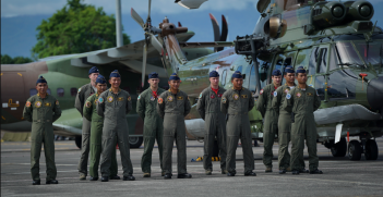 US and Indonesian airmen participate in a Pacific Air Forces-sponsored  bilateral exercise  designed to advance interoperability and partnership between the air forces. Source: US Department of Defence website http://bit.ly/2Gb09wj