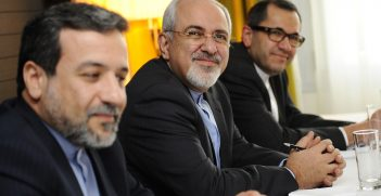 Iranian Foreign Minister, Mohammad Javad Zarif at the E3/EU+3. Source: EU External Action Service, Flickr, https://bit.ly/2ZqhZHj