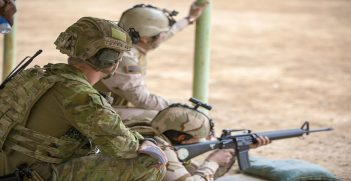 Australian forces in Baghdad. Source: Flickr, US Department of Defence, https://bit.ly/33oUcGm