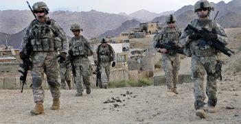 U.S. Soldiers depart Forward Operating Base Baylough, Afghanistan, Source: US Army, Flickr, https://bit.ly/30pmBtP
