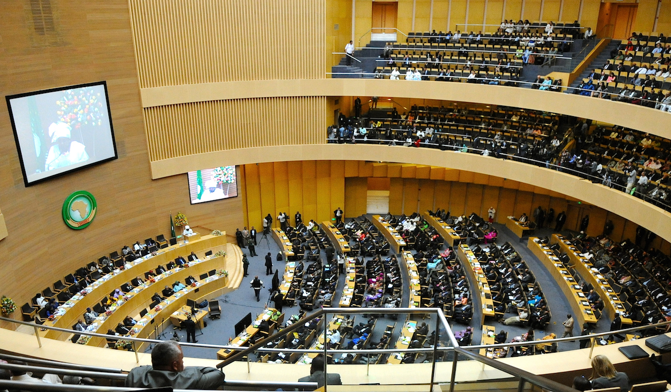 50th Anniversary African Union Summit in Addis Ababa, Ethiopia, Source: U.S. Department of State, Flickr, https://bit.ly/2YJUsAN