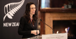New Zealand Prime Minister Jacinda Ardern in Melbourne, Australia during her July 2019 visit. Source: James Thomas, Photo Pitch